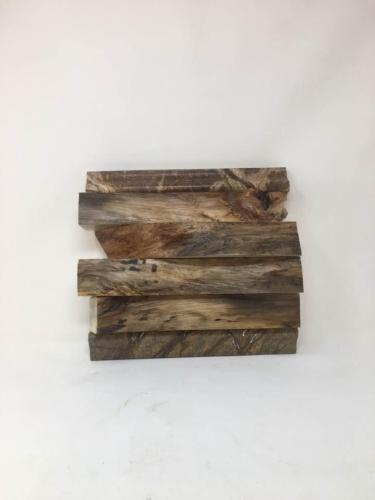 Live edge and marble wall hanging