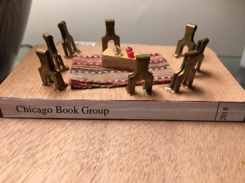 BA142018 Book club