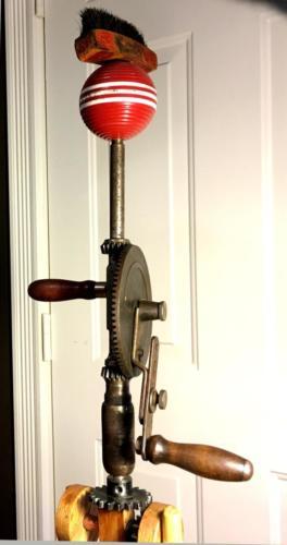 Human croquet detail