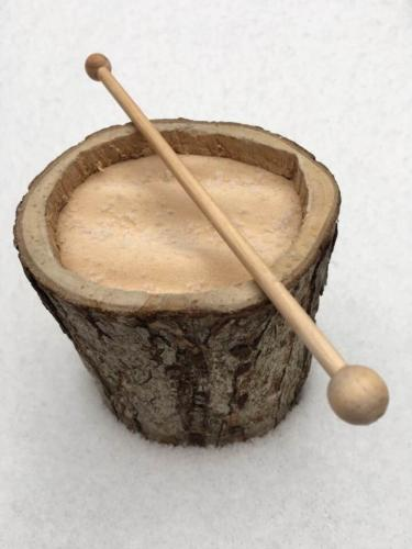 Mini-pear drums